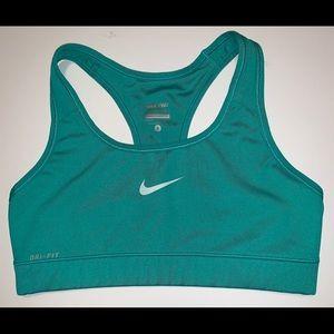 Nike dri -fit sports bra